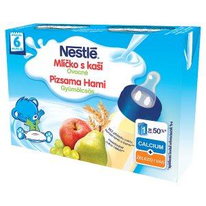 Nestlé Ovocné mlíčko s kaší 2 x 200ml Albert