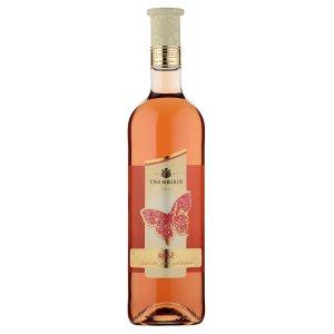Víno Mikulov Rosé jakostní víno odrůdové 0,75l