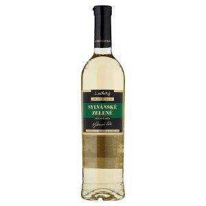 Ludwig Sylvánské zelené jakostní víno s přívlastkem pozdní sběr bílé polosuché 0,75l