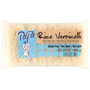PaPa Rýžové vlasové nudle 400g