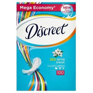 Discreet Deo spring breeze multiform intimky 100 ks Teta drogerie