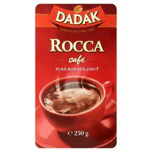 Dadák Rocca café pražená mletá káva 250g