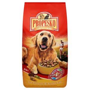 Propesko granule pro psy 10kg, vybrané druhy