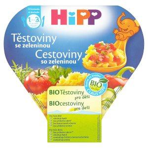 HiPP Bio Masozeleninové příkrmy vybrané druhy 250g ROSSMANN