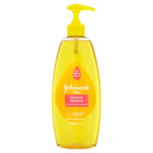 Johnson's Baby Šampon 500ml Teta drogerie