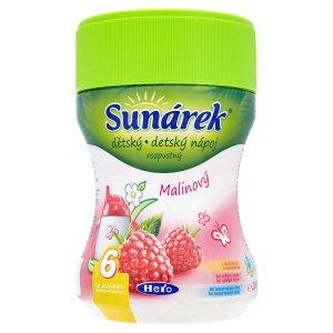 Sunárek Dětský rozpustný nápoj 200g, vybrané druhy