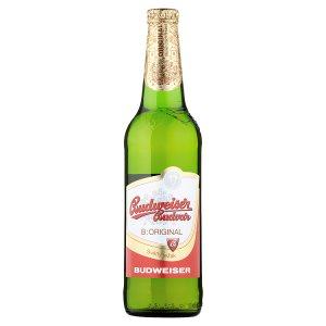 Budweiser Budvar B:Original 0,5l