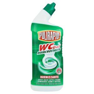 Madel Pulirapid čistič na WC s vůní mandlí 750ml Šlak