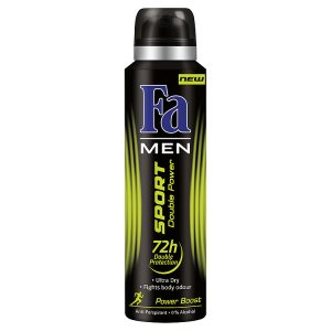 Fa Men Sport Double Power Power Boost Antiperspirant 150ml