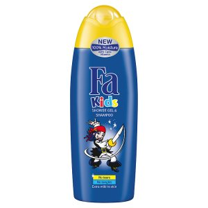 Fa Kids Pirate Sprchový gel 250ml TOP drogerie