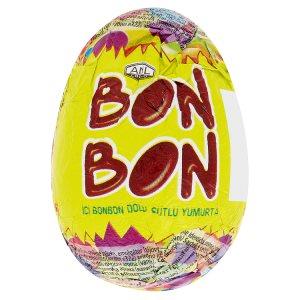 Bon Bon Vajíčko s lentilkami 30g