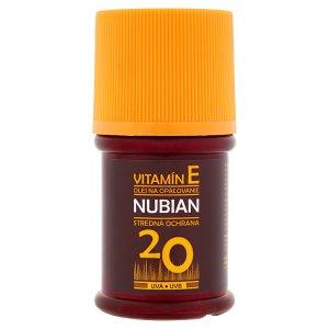 Nubian Olej na opalování OF 20 60ml Albert