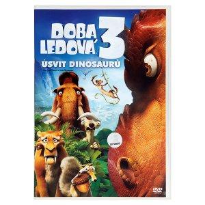 DVD Video Doba Ledová 3 - Úsvit Dinosaurů
