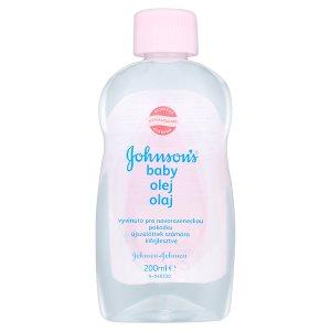 Johnson's Baby Olej 200ml Tesco