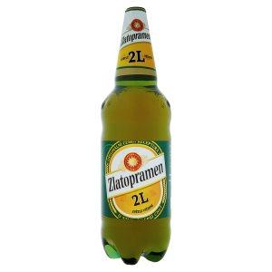 Zlatopramen Světlé výčepní pivo 2l