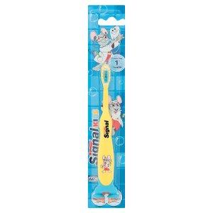 Signal Kids Zubní kartáček pro děti Teta drogerie