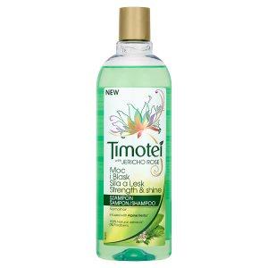 Timotei šampon 400ml, vybrané druhy ROSSMANN