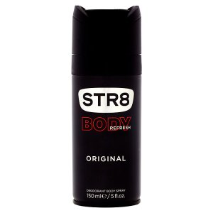 STR8 Original Body refresh deo sprej 150ml TOP drogerie