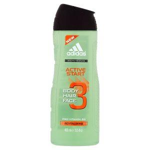 Adidas sprchový gel 400ml, vybrané druhy Globus