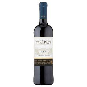 Viña Tarapacá Merlot 2010 červené víno z Chile 0,75l