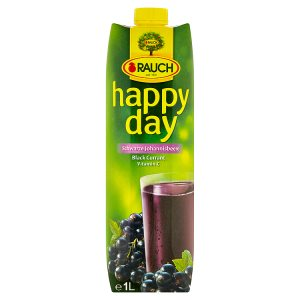 Rauch Happy Day Nektar 1l, vybrané druhy