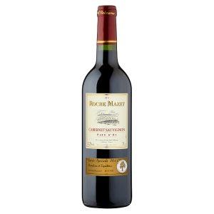 Roche Mazet Cabernet Sauvignon francouzské odrůdové suché červené víno 75cl