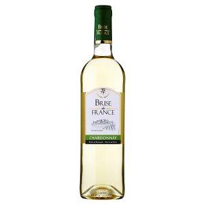 Brise de France Chardonnay bílé suché víno 750ml