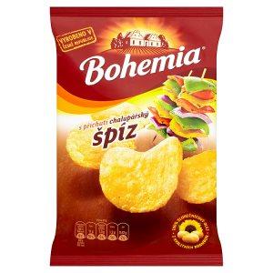 Bohemia Chips 77g, vybrané druhy