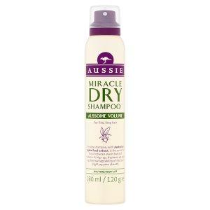 Aussie Miracle Suchý šampon 180ml ROSSMANN
