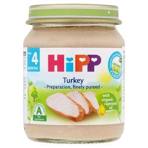 HiPP Bio Masozeleninové příkrmy vybrané druhy 125g Tesco