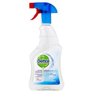 Dettol Original antibakteriální sprej na povrchy 500ml