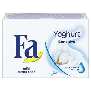Fa mýdlo 90g, vybrané druhy Šlak