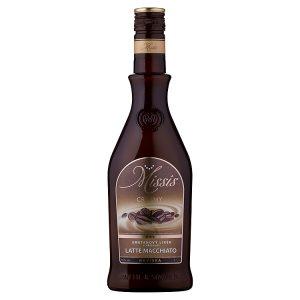 Missis Creamy Smetanový likér s příchutí Latte Macchiato 0,5l