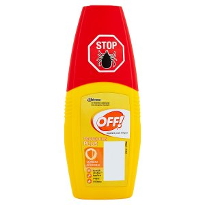 Off! Protection Plus repelent proti hmyzu 100ml Tesco
