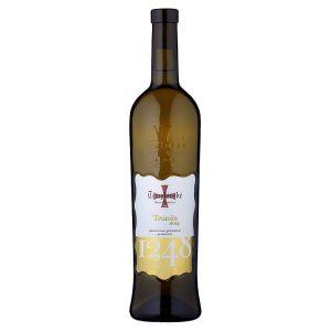 Templářské Sklepy Čejkovice Tramín víno bílé polosuché 0,75l