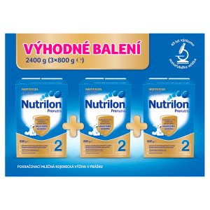 Nutrilon 2 Pronutra 3 x 800g dm drogerie markt