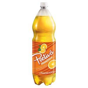 Poctivá oranžáda od Poděbradka 2l