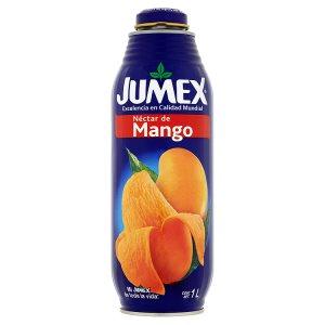 Jumex 1l, vybrané druhy