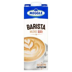 Meggle Barista mléko 3,5% 1l