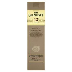 The Glenlivet Skotská whisky 700ml