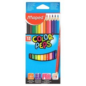 Maped Color' Peps Pastelky trojboké 12 ks