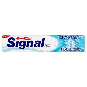Signal Crystal gel zubní pasta 75ml Billa