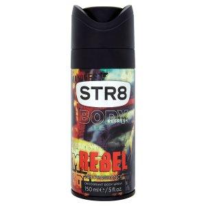 STR8 Rebel tělový deodorant ve spreji 150ml Albert
