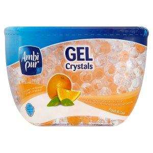 Ambi Pur Gel Crystals osvěžovač vzduchu 150g Barvy a laky drogerie