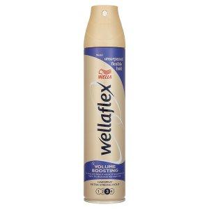 Wella Wellaflex Lak na vlasy pro zvětšení objemu a extra silné zpevnění 250ml Tesco