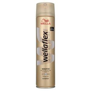Wella Wellaflex Sensitive lak na vlasy pro silné zpevnění 250ml