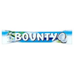 Bounty Mléčná čokoláda plněná kokosem 57g