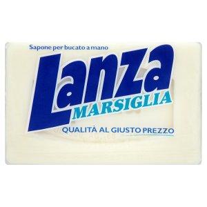 Lanza Marsiglia mýdlo na praní 300g Šlak