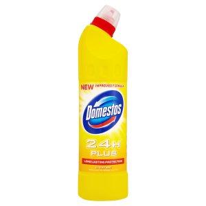 Domestos 24H Plus Tekutý desinfekční a čistící přípravek 750ml, vybrané druhy Tamda Foods