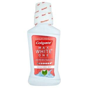 Colgate Max White One Ústní voda 250ml Billa